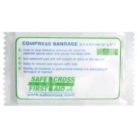 Compress Bandage 5.1 x 5.1 cm
