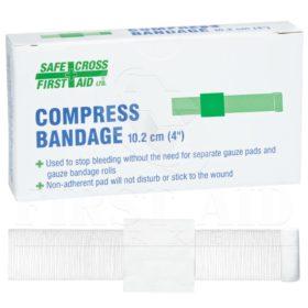 """Compress Bandage, 10.2 x 10.2 cm (4"""" x 4"""")"""