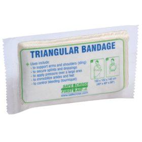 Triangular Bandage, Compressed