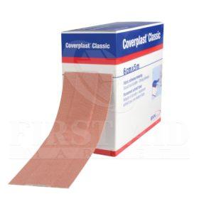 Coverplast Fabric Dressing Strip, 6 cm x 5 m, Heavyweight