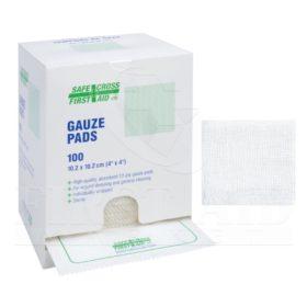 Gauze Pads 10.2 x 10.2 cm, Sterile