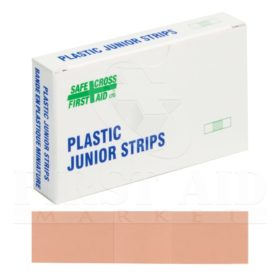 Plastic Bandages, 1 x 3.8 cm, Junior