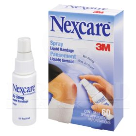 Nexcare Liquid Bandage Spray, 18 ml
