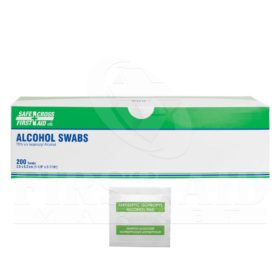 Alcohol Antiseptic Swabs, 200/Box