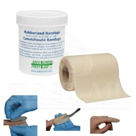 Safecross Rubberized Bandage, 6 cm x 0.91 m
