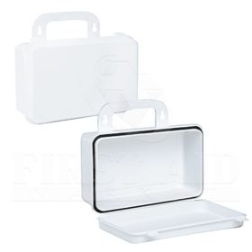 Plastic Box, 10 Unit, w/Gasket, Blank