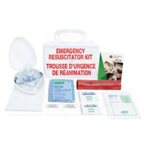 SAFECROSS Emergency Resuscitator Kit