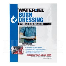 WATER-JEL Burn Dressing, Sterile, 4x16 inch