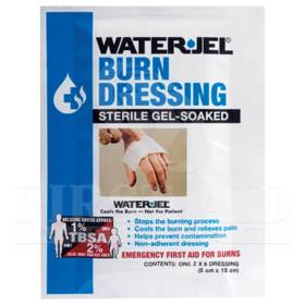 WATER-JEL Burn Dressing, Sterile, 2x6 inch