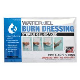 WATER-JEL Burn Dressing for Hand Burns