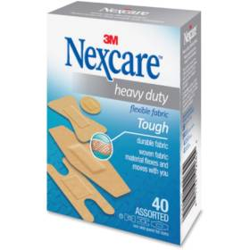Nexcare Heavy-duty Fabric Bandages