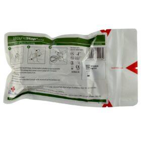 WoundStop Bandage, Care 1 Trauma Dressing 4″