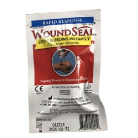 Blood Clotting Powder for Large Wounds